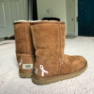 UGG Breast Cancer Awareness Boots